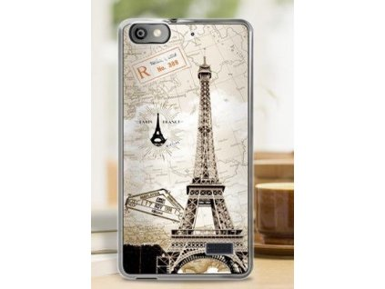 Silikonový obal PARIS pro HUAWEI Honor 4C