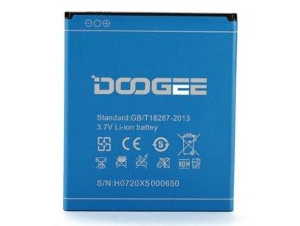 Originální 2400 mAh baterie pro Doogee X5 / X5 Pro