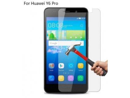 Tvrzené sklo 2,5D pro Huawei Y6 Pro