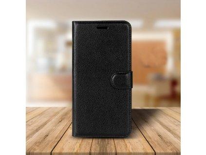 Kožené pouzdro CLASSIC pro ASUS Zenfone Zoom S ZE553KL - Černé