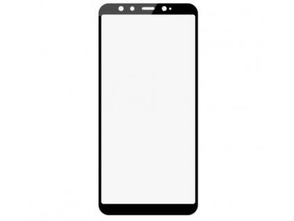 Full-Cover 3D tvrzené sklo pro Xiaomi Mi A2 - černé
