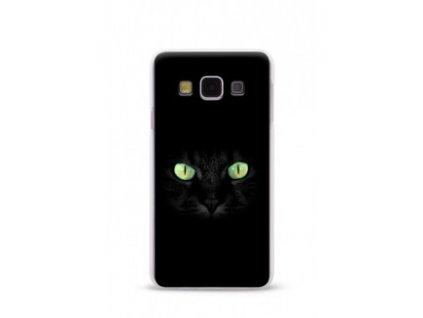 Plastový kryt Esperia Original pro Samsung Galaxy A3 A300 DARK CAT
