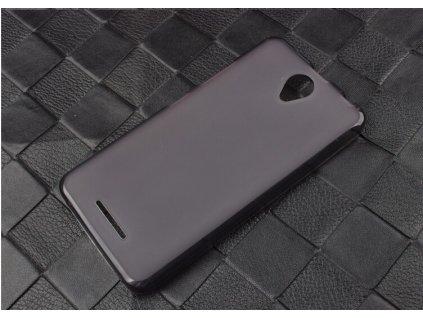 Silikonový obal pro Lenovo A5000 - černý