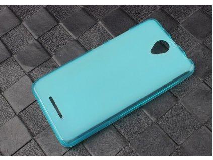 Silikonový obal pro Lenovo A5000 - modrý