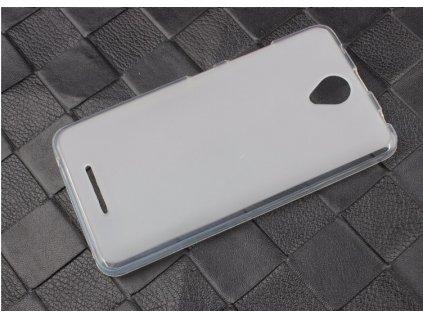 Silikonový obal pro Lenovo A5000 - transparentni