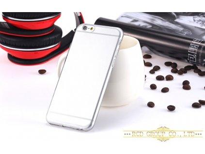 Silikonový obal pro Apple iPhone 6 - šedý