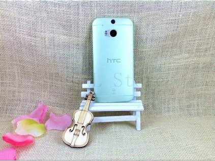Ultratenký kryt pro HTC One 2 M8 - zelený