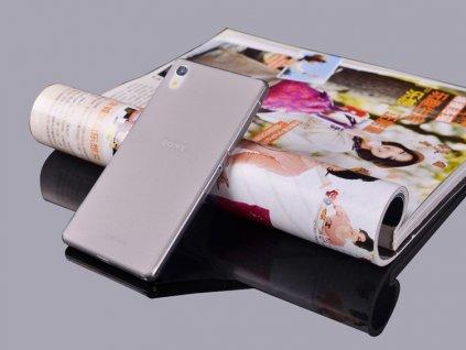 Ultratenký kryt pro Sony Xperia Z2 - šedý