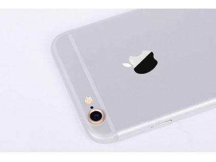Ochranný kroužek pro kameru iPhone 6 - zlatý