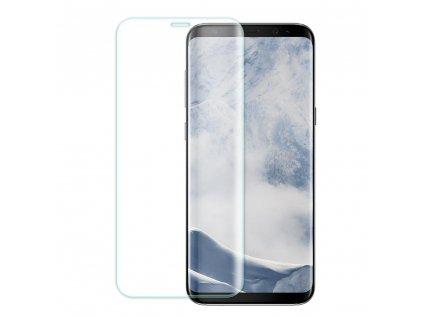 Full-Cover 3D tvrzené sklo pro Samsung Galaxy S8 Plus G955F - transparentní