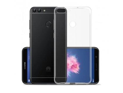 Silikonový obal pro Huawei P Smart - transparentní