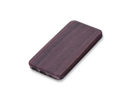 Externí baterie Power Bank Puridea S2 10000mah - dark wood