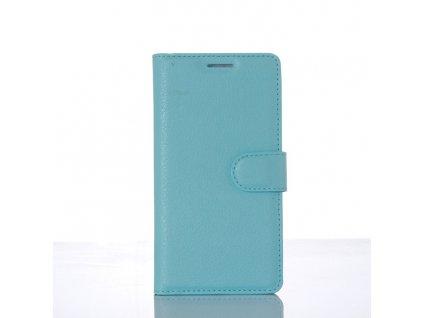Kožené pouzdro CLASSIC pro Xiaomi Redmi 3 - Modré