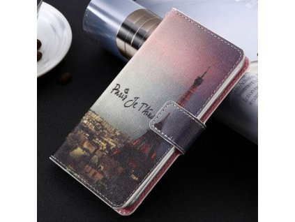 Kožené pouzdro PARIS pro pro LG K10