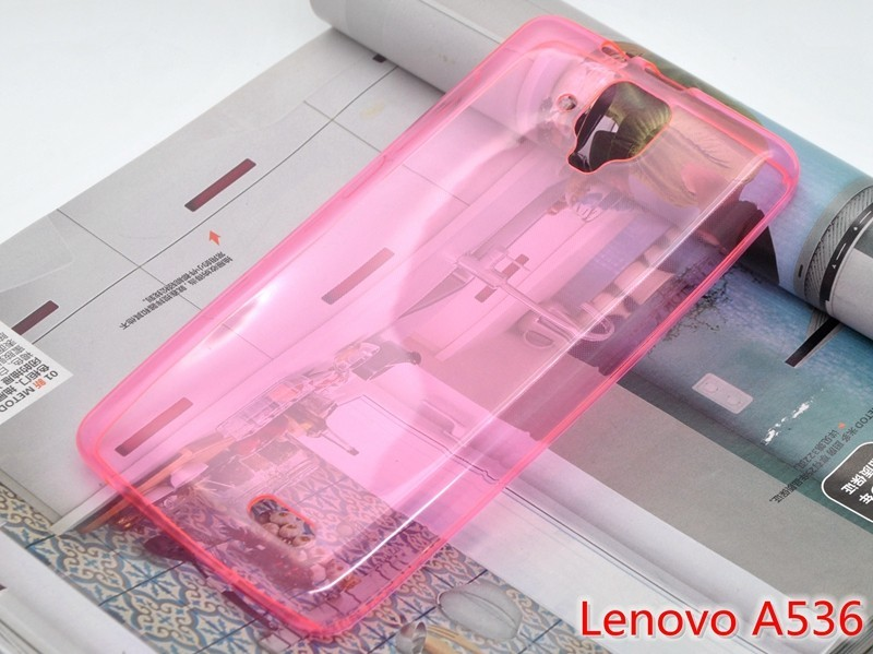 Silikonový obal pro Lenovo A536 A358T