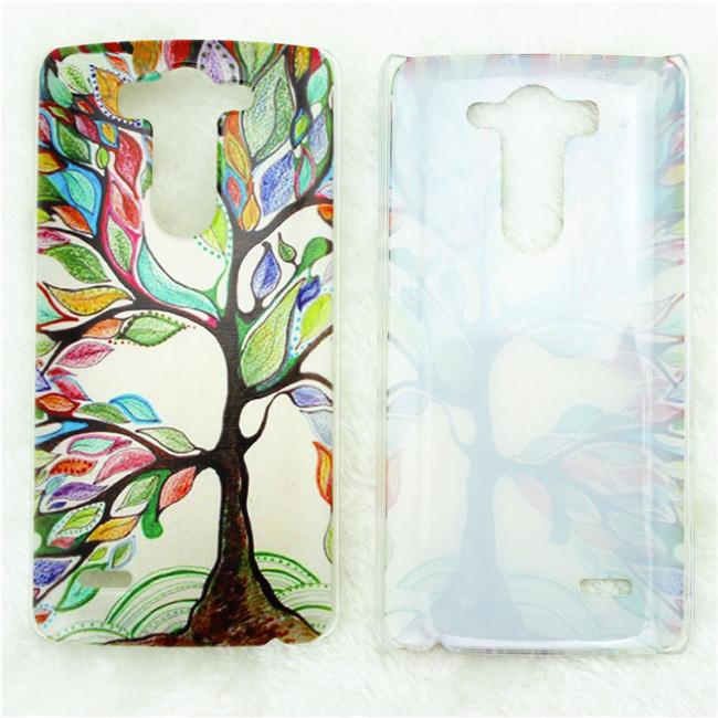 Obal kryt Colorful Tree pro LG G3 Mini G3S