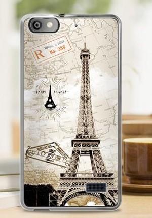 OEM Silikonový obal PARIS pro HUAWEI Honor 4C