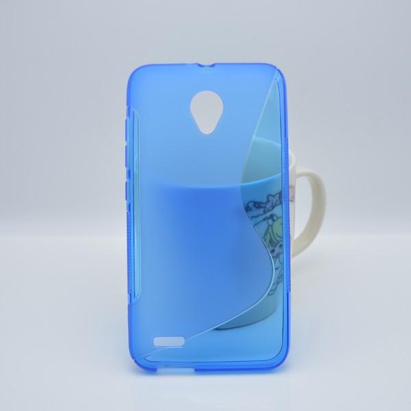 OEM S-line obal pro Vodafone Smart prime 6 - modrý
