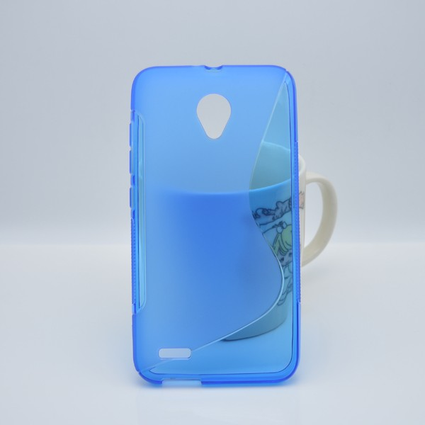S-line obal pro Vodafone Smart prime 6 - modrý