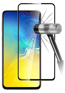 Levně Unipha Tvrzené sklo 9D pro Huawei Y6s - černé
