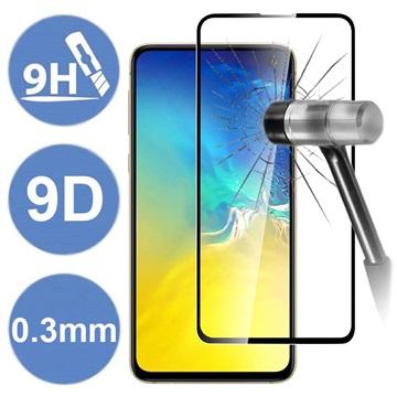 Unipha Tvrzené sklo 9D pro iPhone 5 5S SE - černé