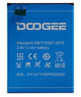 Baterie pro Doogee VALENCIA2 Y100 Plus 3000 mAh