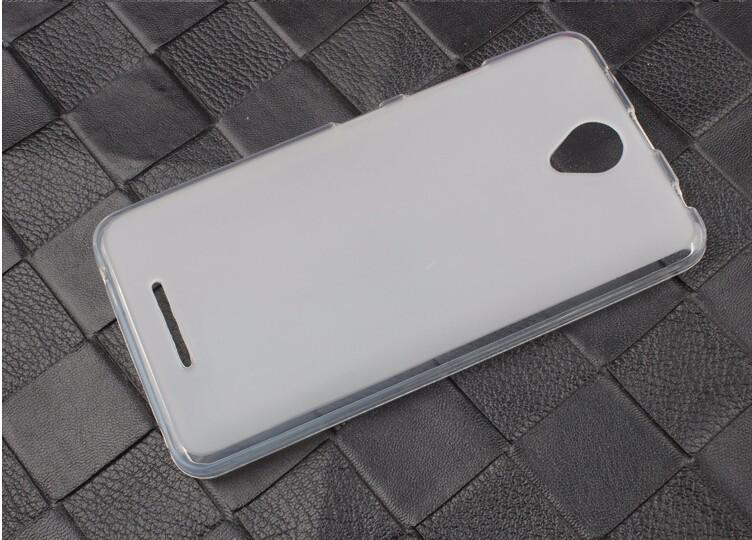 OEM Silikonový obal pro Lenovo A5000 - transparentni