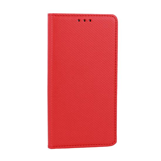 Telone Pouzdro Smart Book MAGNET pro SAMSUNG GALAXY S20 G980 - červené