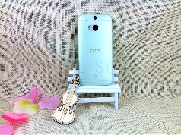 OEM Ultratenký kryt pro HTC One 2 M8 - zelený