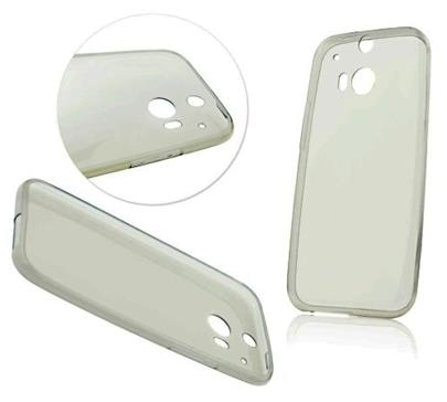 UNICORNO Silikonový obal Back Case Ultra Slim 0,3mm pro Samsung G900 Galaxy S5 - transparentní