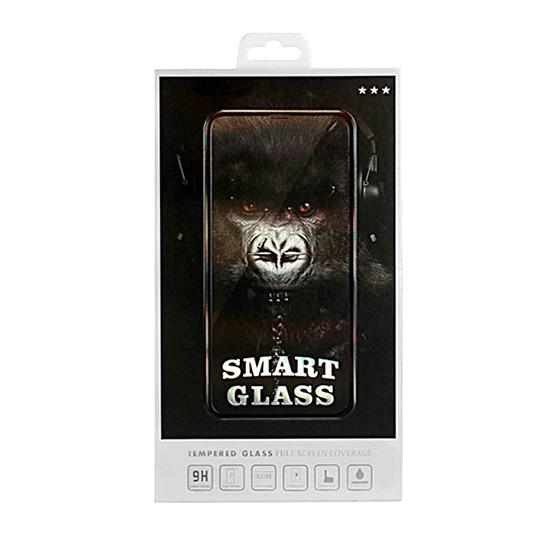 "Tvrzené sklo SmartGlass 5D pro IPHONE X / XS (5,8"") - bílé"