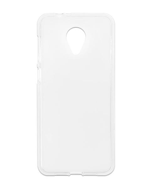 Silikonový obal pro Vodafone Smart N9 Lite - transparentní