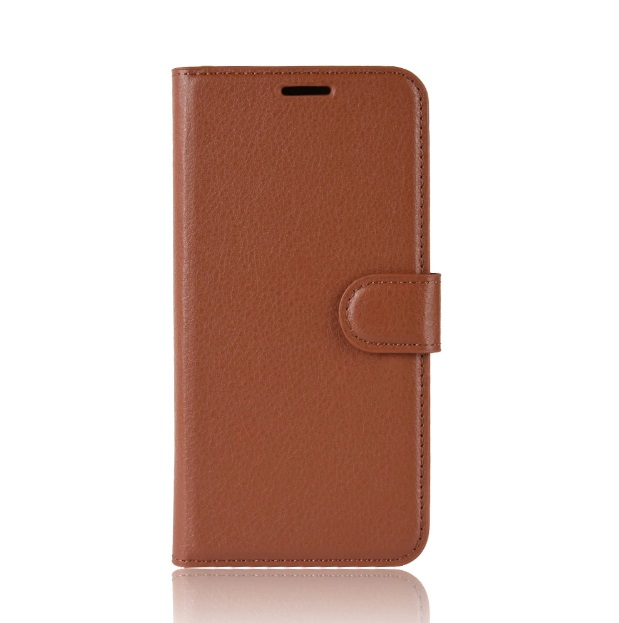 OTOZISON Kožené pouzdro CLASSIC pro Vodafone Smart E9 - hnědé