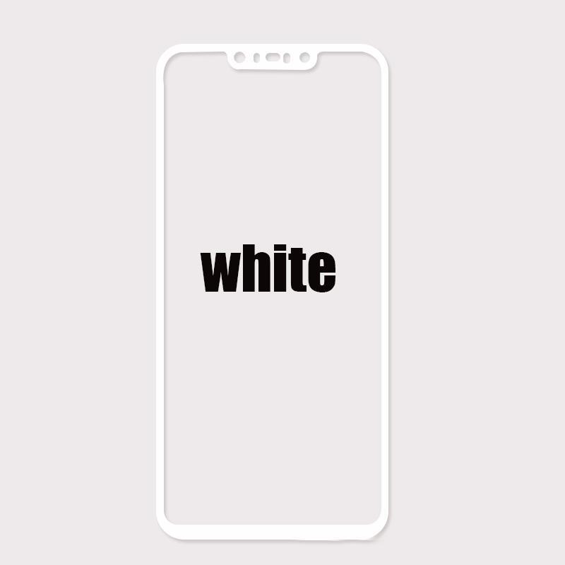 Unipha Tvrzené sklo 9D pro iPhone 6 (4,7) - bílé