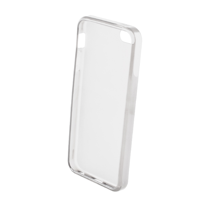 OEM Silikonový obal Back Case Ultra Slim 0,3mm pro Motorola Moto G7 - transparentní