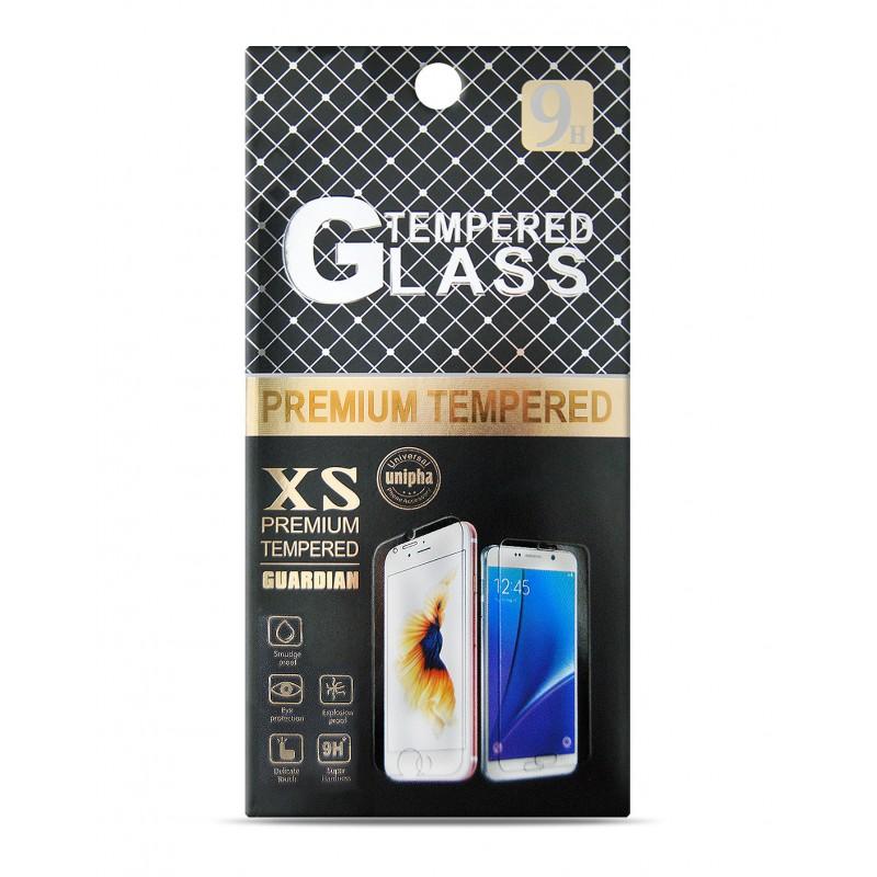 Tvrzené sklo Unipha 2,5D pro LG Q7