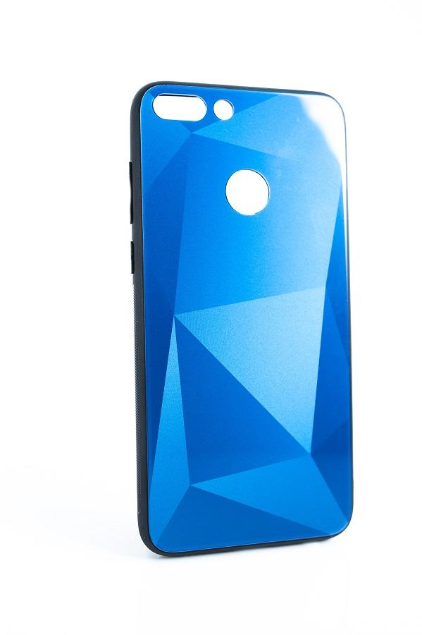 R2Invest Glass case 3D Diamond pro Samsung Galaxy S8 G950 - modrý