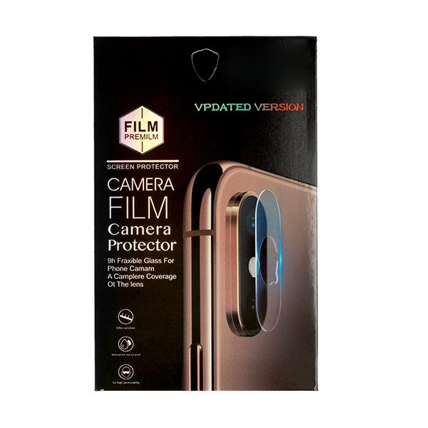 Levně VPDATED Tvrzené sklo pro kameru iPhone X/ XS
