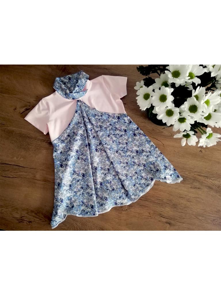 Dětská tunika/šaty - Luční
