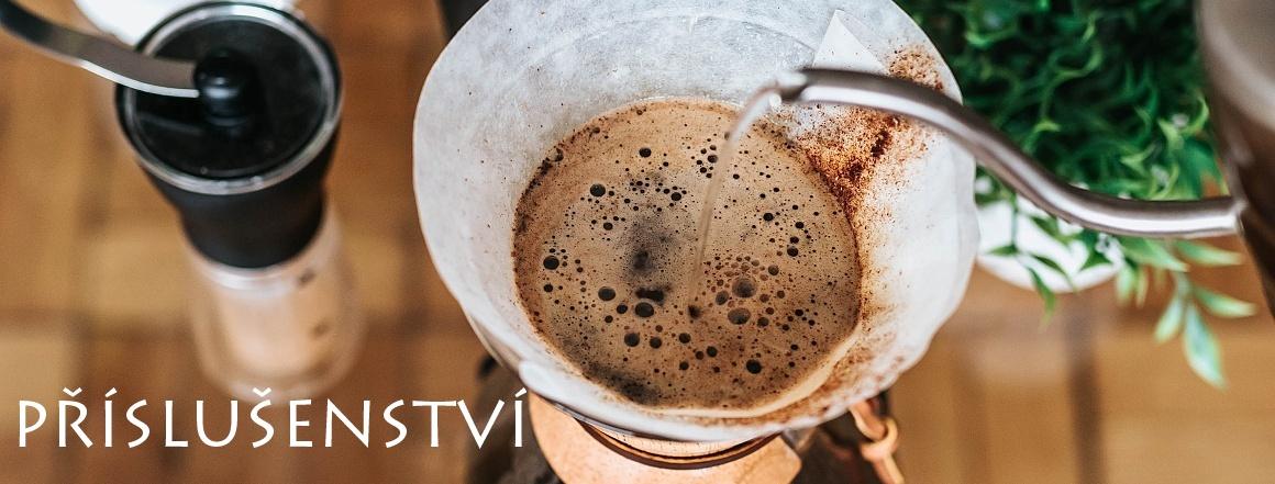 Příslušenství pro přípravu kávy