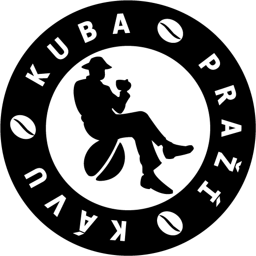 logo kuba praží kávu