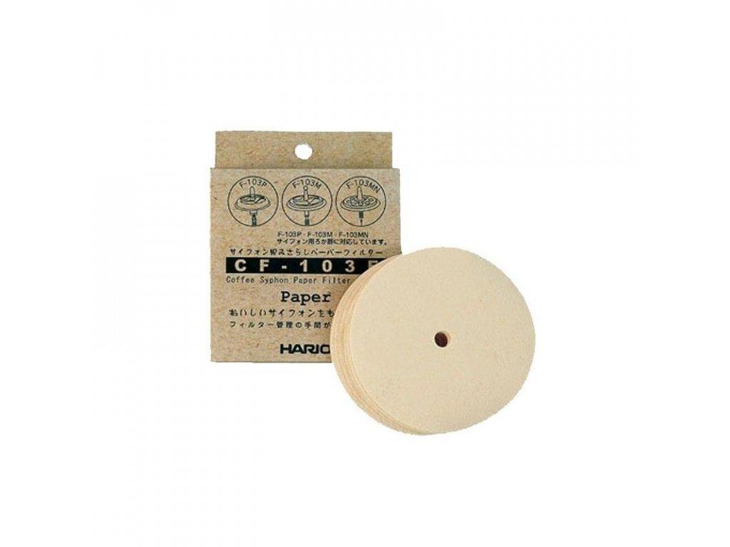 papirove filtry pro vacuum pot cf 103e