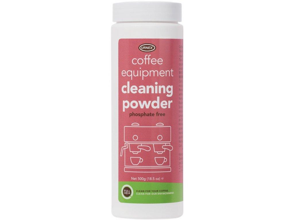 urnex full circle cleaning powder 500g
