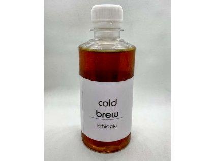 cold brew kuba prazi kavu