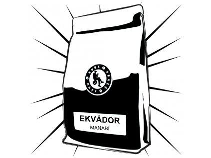 ekvador manabi kuba prazi kavu