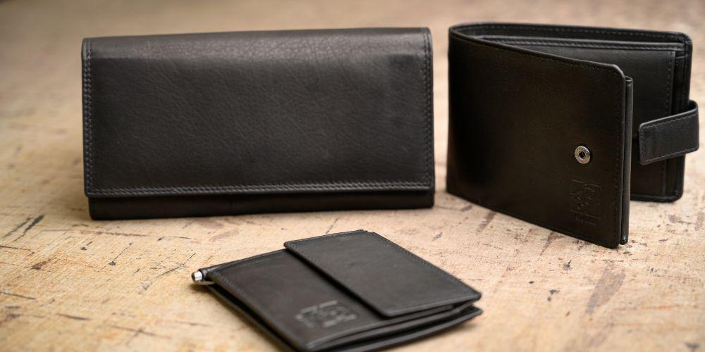 Jak vybrat tu nejkrásnější koženou peněženku pro muže