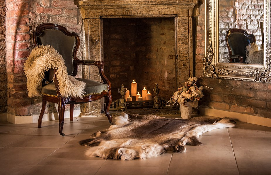 Přírodní kožešiny a jejich použití v interiéru