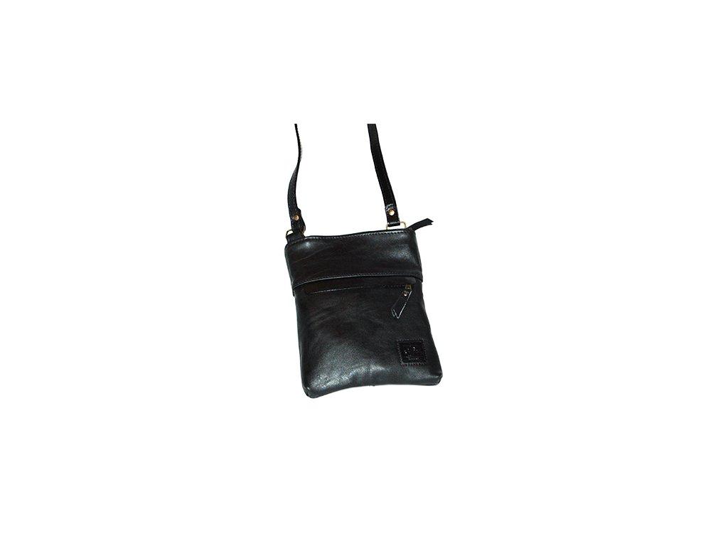 Kožená kabelka Heliman malý - 56912