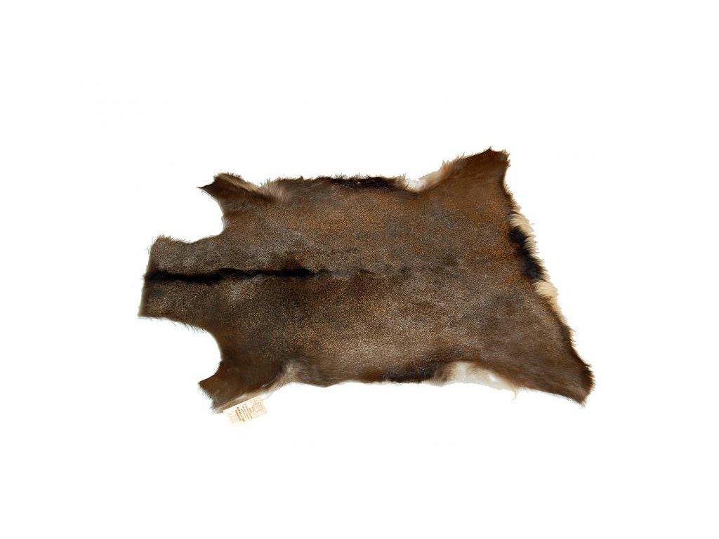 přírodní kožešina jelen sika česká výroba kůže Kubát 00005