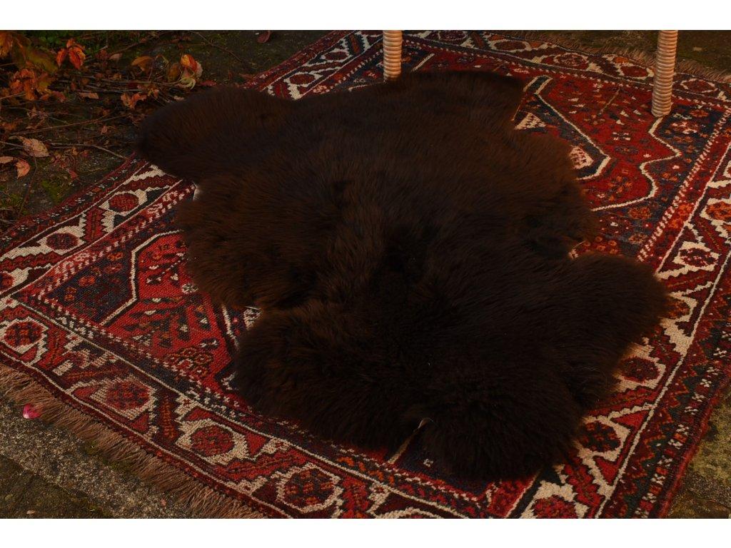 přírodní kožešina ovce australská česká výroba kůže Kubát 00010